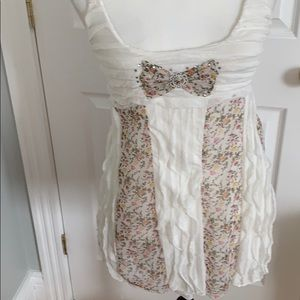 Tops - Beautiful Floral Printed Blouse